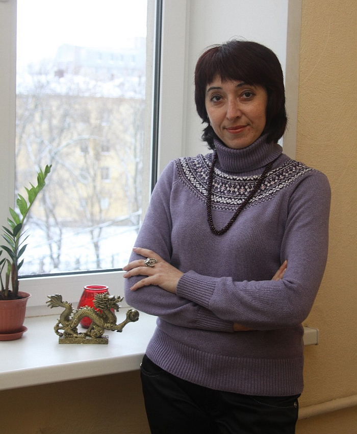 Участница Битва экстрасенсов Елена Смелова