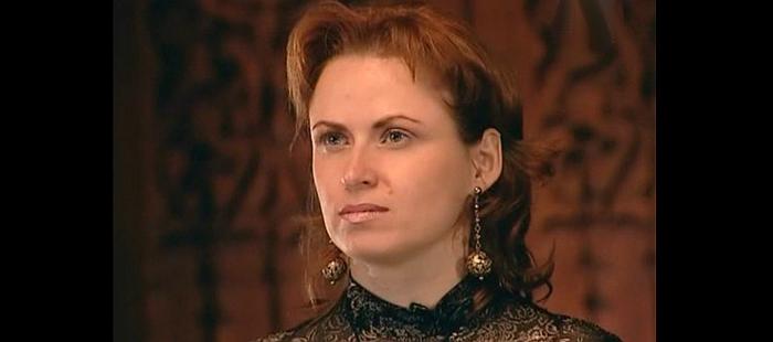 Участница 11 сезон Аника Сокольская