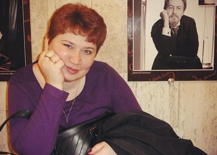 Анна Богата участница Битвы экстрасенсов