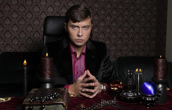 Роман Фад Битва экстрасенсов 4 сезон