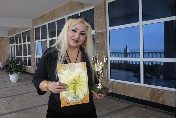 Седа Варданян участница Битвы экстрасенсов 5 сезон на ТНТ