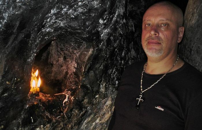 Мастер Гахан участник 15 сезона Битвы экстрасенсов