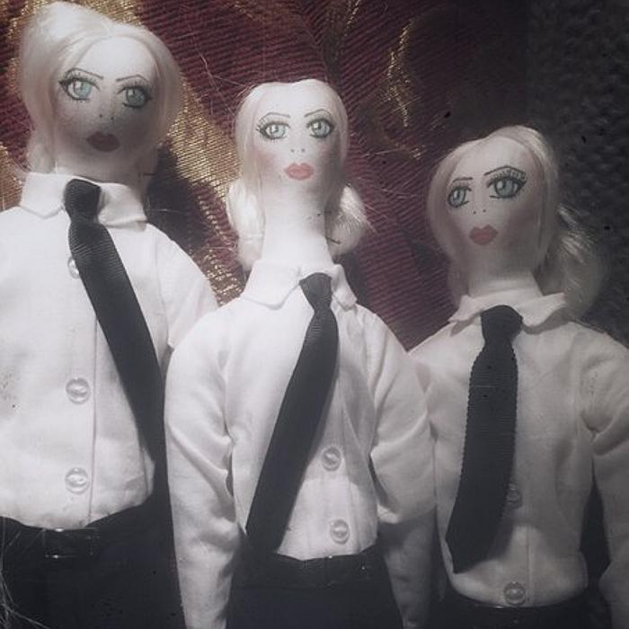Куклы Ванг