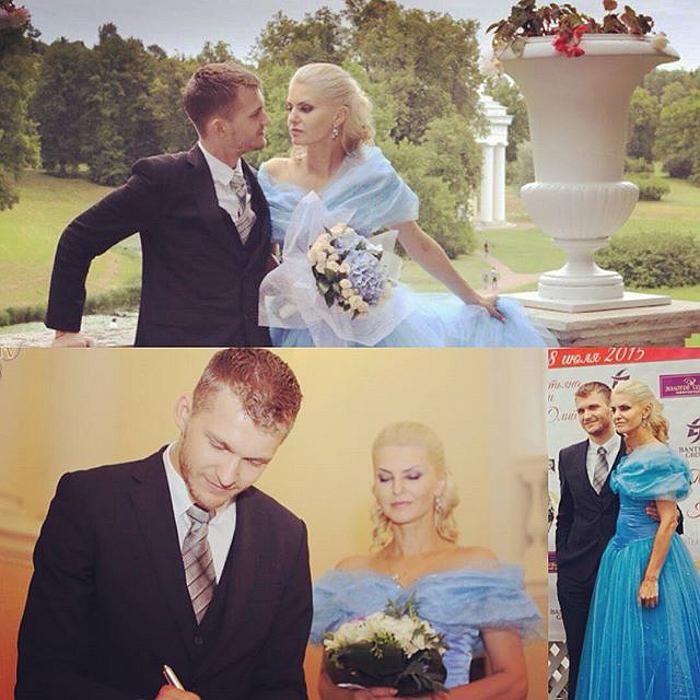 Далецкий и Ларина свадьба