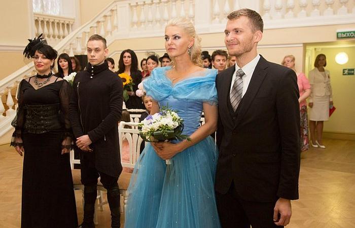 Свадьба Татьяна Ларина и Юлий Миткевич-Далецкий