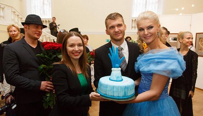 Татьяна Ларина и Юлий Миткевич-Далецкий поженились