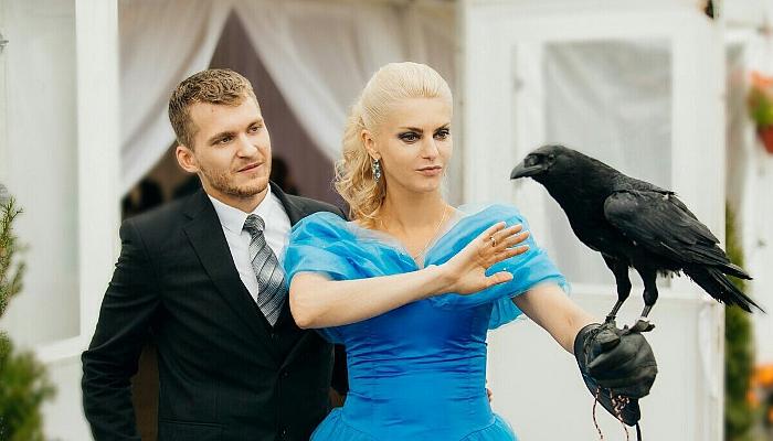 Татьяна Ларина и Юлий Миткевич-Далецкий свадьба фото