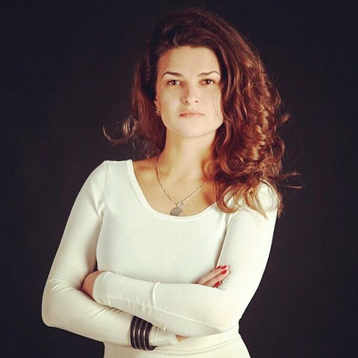 Участница 16 сезон Виктория Райдос