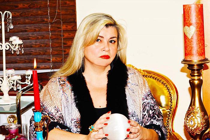 Ольга Домбровская участница битва экстрасенсов фото
