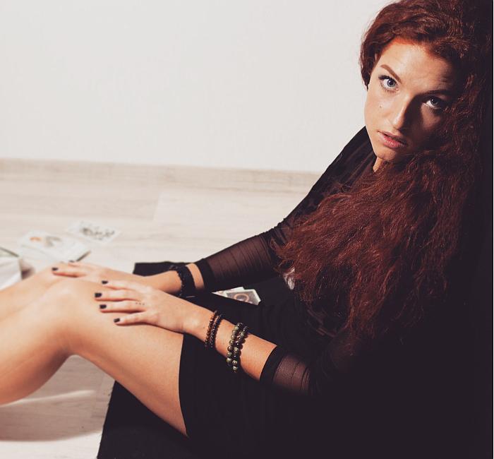 Участница 17 сезона Битвы экстрасенсов Мария Ган фото