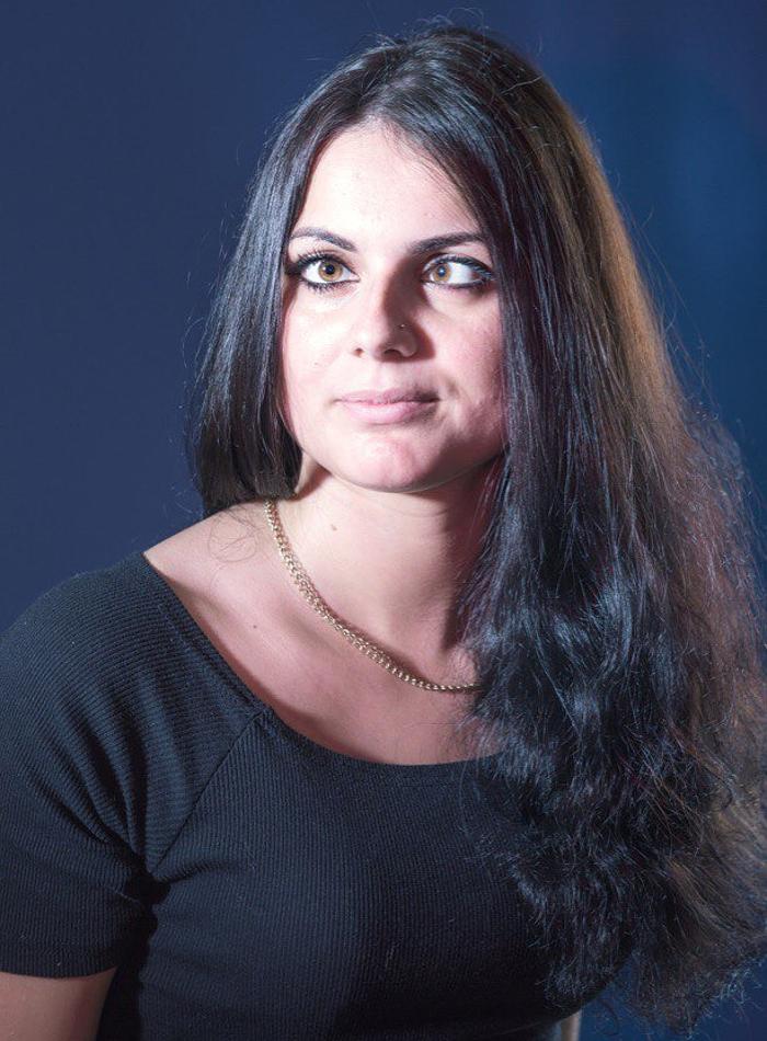 Виолетта Полякова участница Битва экстрасенсов фото