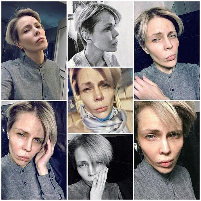 Джулия Ванг новый цвет волос