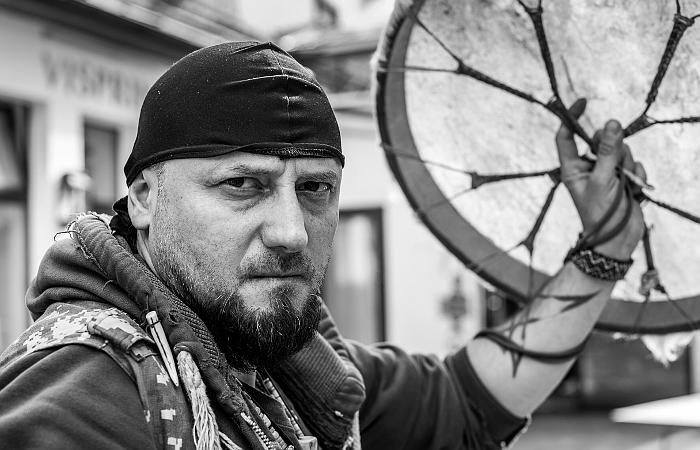 Участник 18 сезона Битвы экстрасенсов Иван Шабанов
