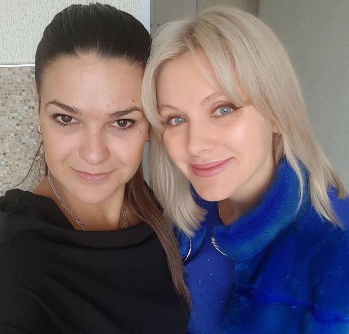 Виктория Райдос и Натали