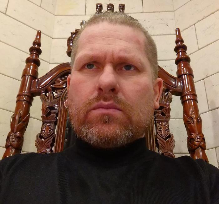 Максим Никитин отказался от предложения Кадони