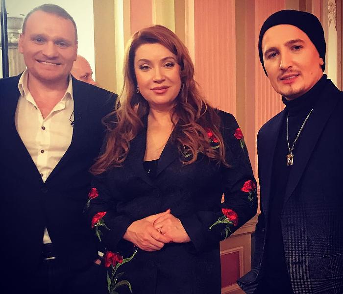 Влад Кадони, Вера Сотникова, Сергей Сафронов
