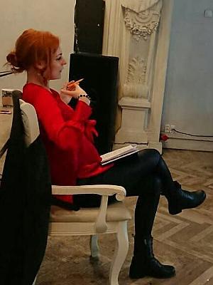 Новые снимки беременной Мэрилин Керро