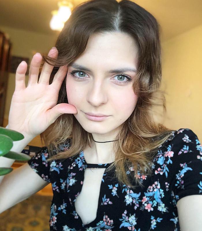 Диана Гончаренко участница 1 сезон Школа экстрасенсов