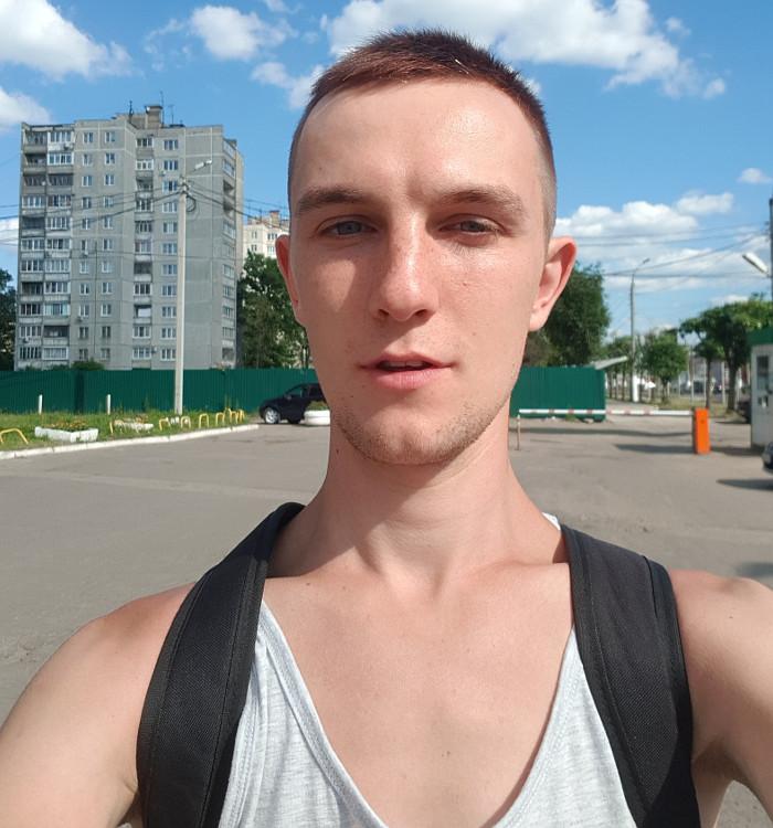 Участник Школы экстрасенсов Алексей Зайцев