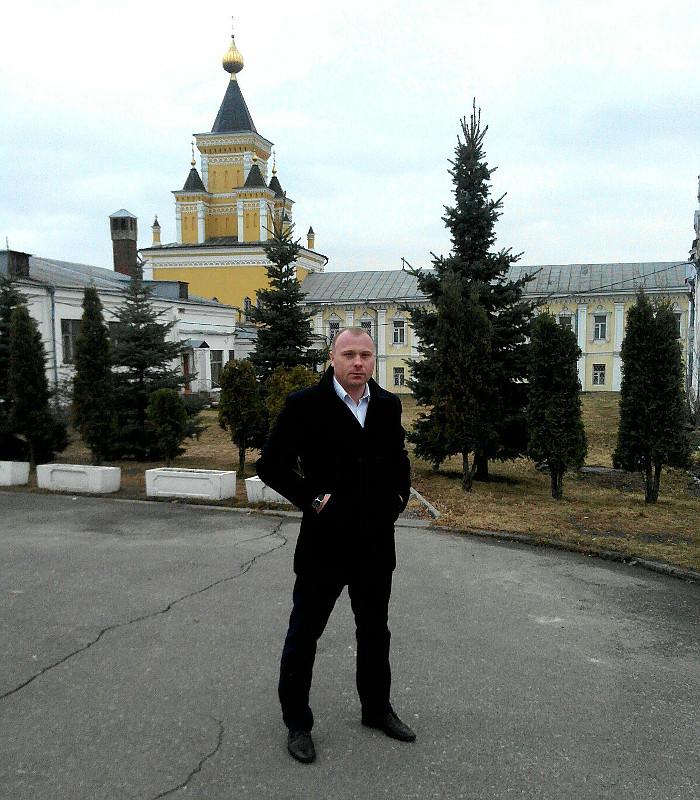 Владимир Конопацкий участник Школы экстрасенсов