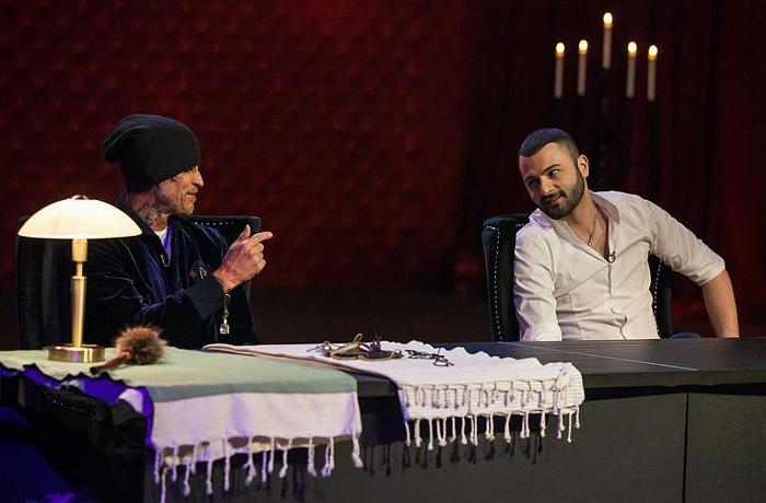 Свами Даши и Конастантин Гецати фото