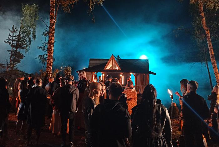 Съемки 21 сезона Битвы экстрасенсов фото 2