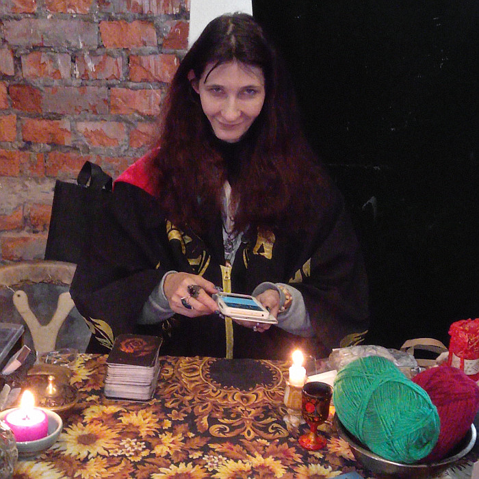 Участница Битва экстрасенсов 22 сезон Ксения Андреева